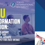 Tokyo International University Earn your Degree in English from the Heart  of Japan - ASEAN Scholarships