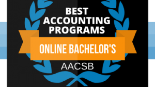 Top 9 AACSB Online Bachelor Degree Programs in Accounting