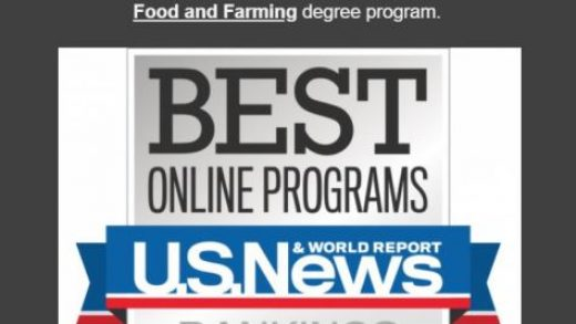 Sustainable Food and Farming Online