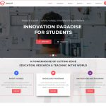 17+ Best education WordPress themes and templates for 2020