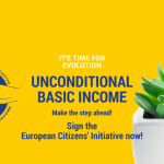 European Citizens' Initiative for Unconditional Basic Income 2020-22