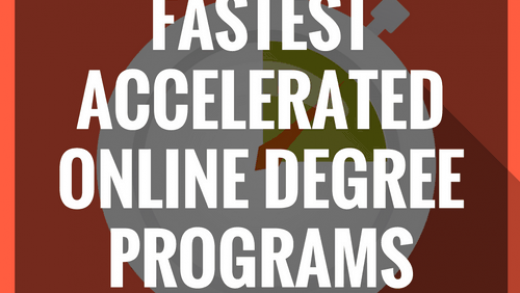 20 Fastest Accelerated Online Degrees [Associates, Bachelors, Masters]