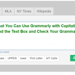 How to Use Grammarly with Capitalize My Title - Capitalize My Title