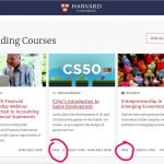 How to Enroll and Study for Free with Harvard University Online Courses -  ASEAN Scholarships