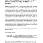PDF) Defining and Distinguishing Homeland from National Security and  Climate-Related Environmental Security, in Theory and Practice
