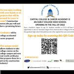 Capital College and Career Academy