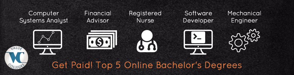 Top 5 Highest-Paying Jobs with an Online Bachelor's Degree
