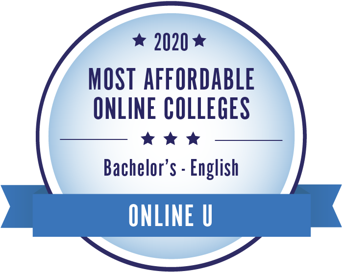 2020 Most Affordable Online Colleges for English Degrees | OnlineU