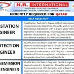URGENTLY REQUIRED FOR QATAR SUBSTATION —