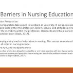 Significance of nursing education