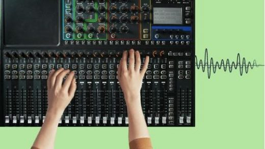 Online Sound Engineering Course | Audio Engineering Degree | Shaw Academy